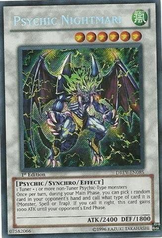 DOCS-EN064 1st EDITION YU-GI-OH CARD PSYCHIC BLADE