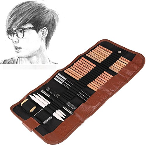 Powstro Sketching Charcoal Extender Beginners product image