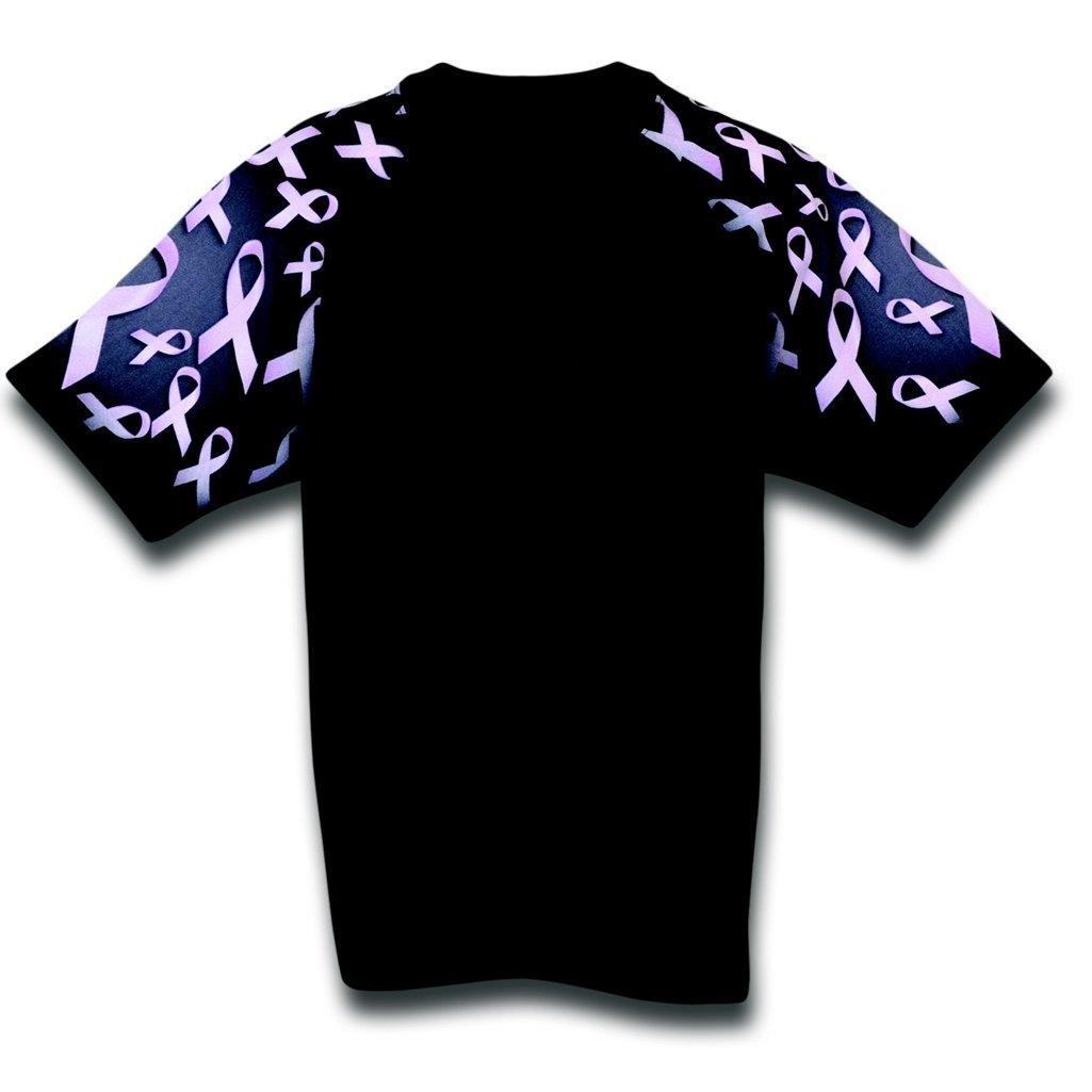 上品なスタイル アウェアネスリボンDesigner Tシャツから日常生活 B00CIYGMWQ XXX-Large XXX-Large ブラック/ピンク B00CIYGMWQ, 御徒町宝石問屋:1beea030 --- eastcoastaudiovisual.com