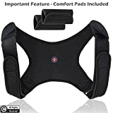 Bigzzia Posture Corrector for Men Upper Back (FDA Approved)