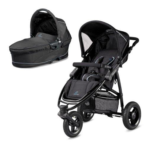 Quinny 77805990 speedi carrito de beb convertible en silla de paseo incluye capota - Protector coche silla bebe ...