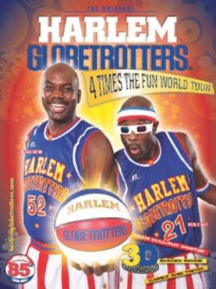 2011 Harlem Globetrotters Souvenir Program (Harlem Globe Trotters Basketball)
