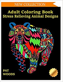 mandala adult tigers coloring book crafts hobbies animals stress relief coloring book stress relieving animal designs mandala coloring book volume 3