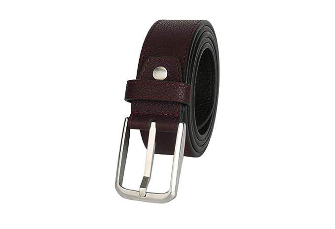 Laisla fashion Cinturones Hombres De Negocios Pantalones Para Jóvenes  Cinturón Hebilla Clásico Cinturones De Cuero Cinturón Cinturón 135Cm 105Cm  Chicos ... 802982b74808