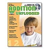 Addition Unplugged - 2nd Edition, Resource / Lyrics Book with Audio CD (Math Unplugged)