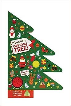 Musical Christmas Tree: Patricia Regan: 9780764168994: Amazon.com ...