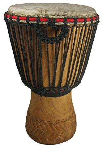 【驚きの値段で】 Hand-carved Womens' Djembe Drum 13x22 by Africa Africa B07MKX14X8 13x22 Heartwood Project [並行輸入品] B07MKX14X8, ルイグラマラス-Rui glamourous-:5405e008 --- arianechie.dominiotemporario.com