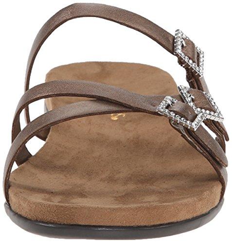 Aerosoles Womens Disc E Business Sandal Bronze DNEReS9