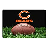 Pet Care Preferred Chicago Bears Classic Football Pet Bowl Mat