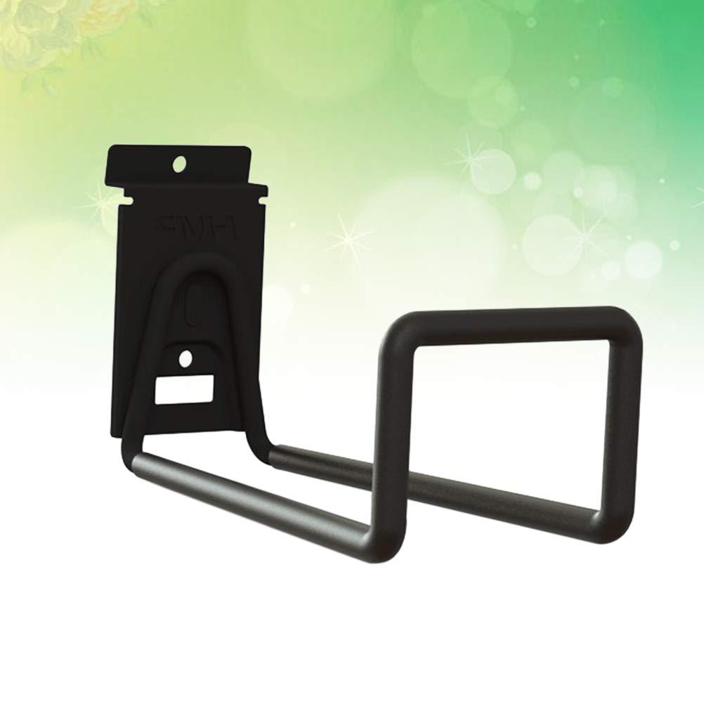 Schwarz LIOOBO Fahrradtr/äger Wandhaken Wandhalterung Fahrradhalterung Aufh/änger Fahrradzubeh/ör