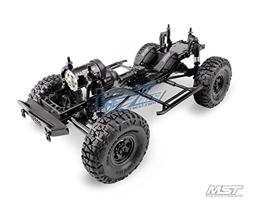 MST CFX-W 1/8 4WD High Performance OFF-Road car KIT [532158] ( only car kit)