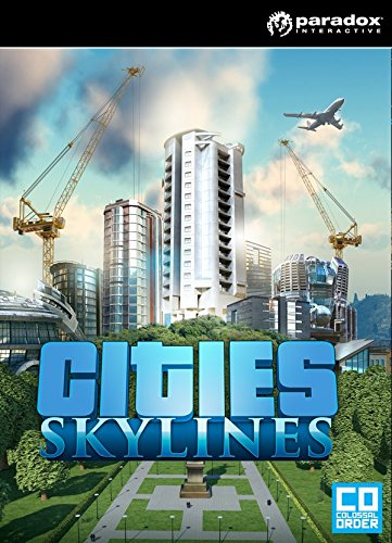 Cities: Skylines - DELUXE EDITION [Online Game (Pc Simulation Games)