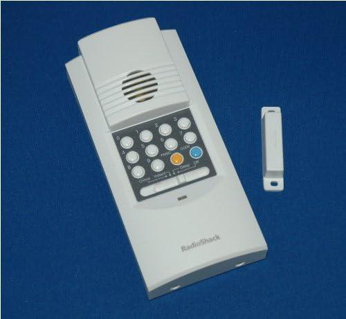 Radio Shack Teclado inalámbrico timbre de la puerta (Bell) y alarma (Radioshack)