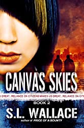 Canvas Skies (Reliance on Citizens Makes Us Great! Book 2)