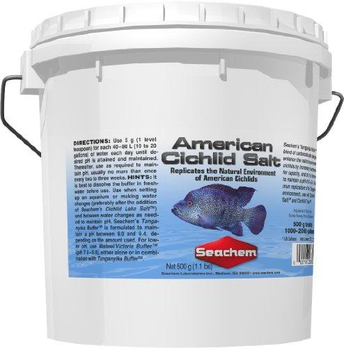 American Cichlid Salt, 4 kg / 8.8 lbs