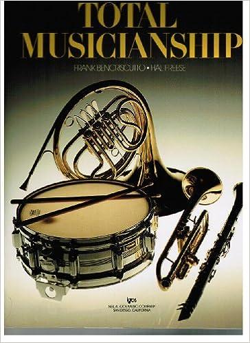 Book Total Musicianship - Baritone T.C.