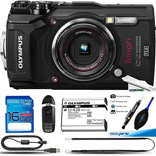 Olympus 7 1 Waterproof Camera - 6