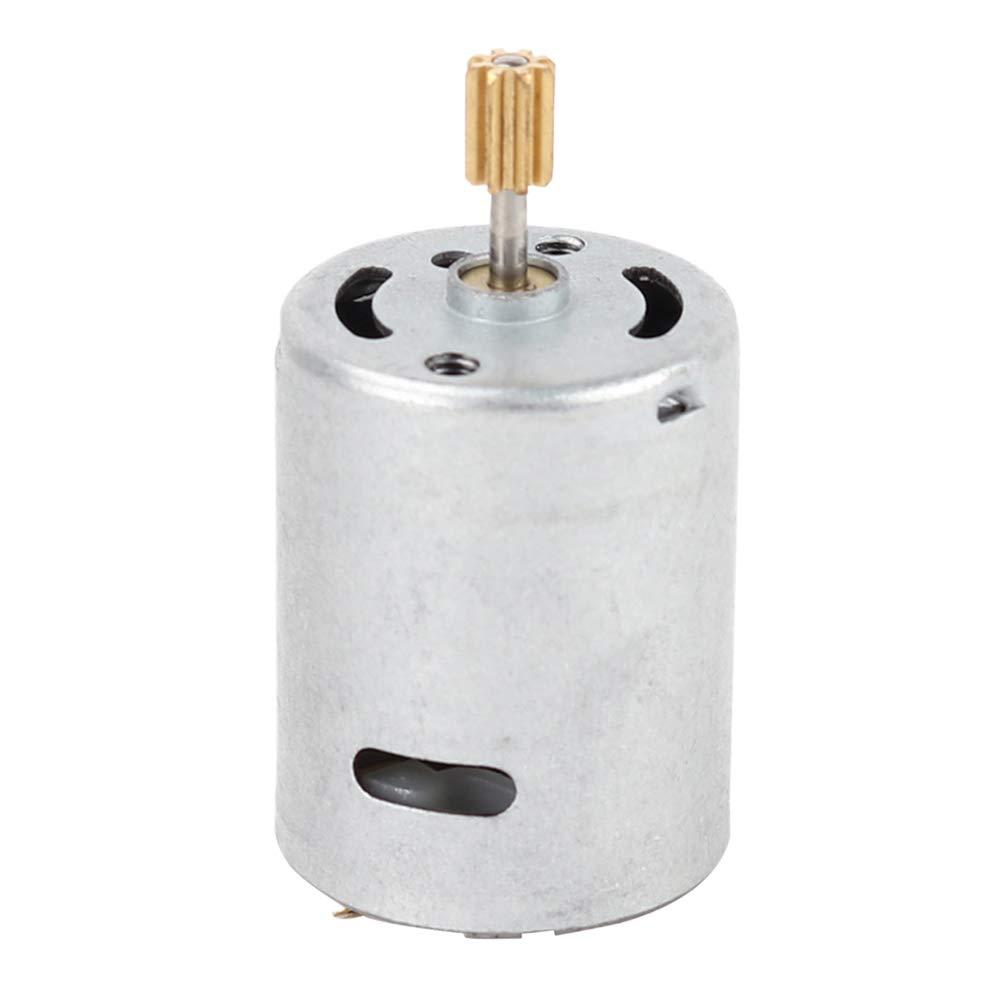 YeahiBaby Reemplazo Original 370 Motor Accesorios de Metal para wpl b14 b16 b24 c24 c24 b36