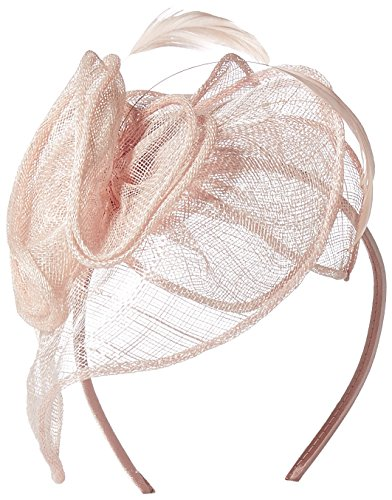 san-diego-hat-company-womens-fasinatior-hat-with-rosette-and-feathers-blush-one-size