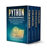 Python Programming: 4 Books in 1 - The Complete