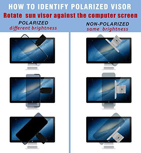 Buy polarized windshield film