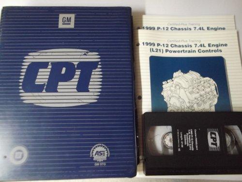 1999 P-12 Chassis 7.4L Engine (L21) Powertrain Controls (CPT, AUTO (P12 Chassis)
