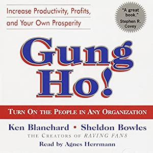 Gung Ho! Audiobook