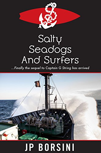 Salty Sea Dogs & Surfers (G-String Series Book 2)