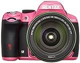 PENTAX(ペンタックス) PENTAX(ペンタックス) K-50 18-135WR レンズキット ピンク