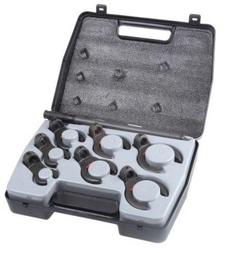 SKF TMHN7 - Bearing Lock Nut Spanner Wrench Set - Hook Style