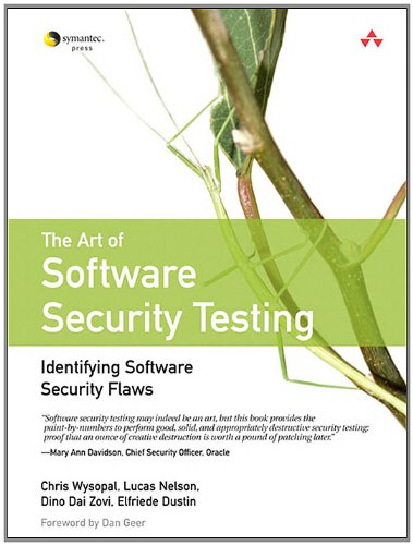 Download The Art of Software Security Testing: Identifying Software Security Flaws Pdf