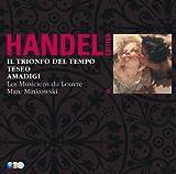 Handel edition - Il Trionfo del Tempo e del Disinganno / Teseo / Amadigi di Gaula