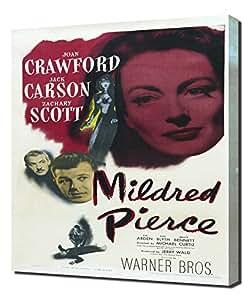 Poster - Mildred Pierce_01 - Pintura en lienzo