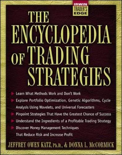 Amazon business insurance books the encyclopedia of trading strategies fandeluxe Images