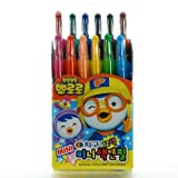 Pororo Crayon Set of 12