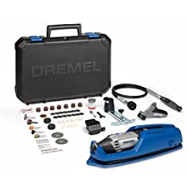 Dremel 4000-4/65 - Multiherramienta (175 w, 4 complementos, 230 v, 65 accesorios)