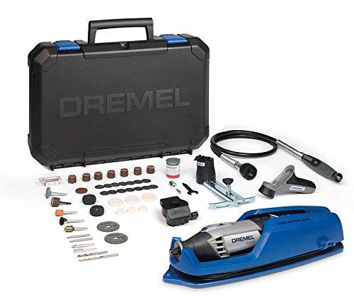 Dremel 400-4//65 Outil multifonction 4 compl/éments et 65 accessoires 230 V 175 W