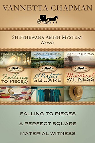 The Shipshewana Amish Mystery Collection (A Shipshewana Amish Mystery) by [Chapman, Vannetta]