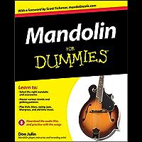 Mandolin For Dummies, Enhanced Edition book cover