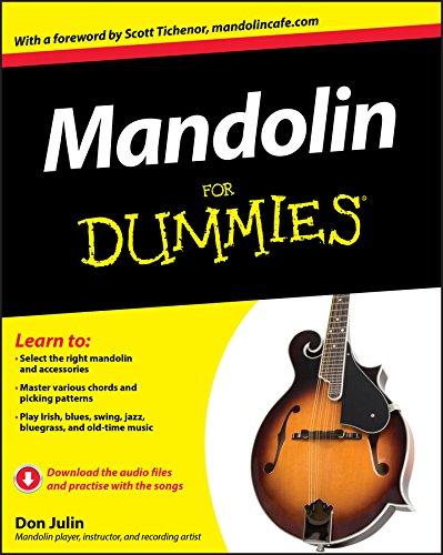 Mandolin Dummies Enhanced Edition