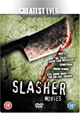 Greatest Ever Slasher Movies Collection (Steelbook) [DVD]