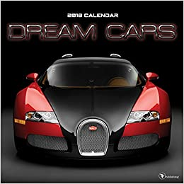 Buy Dream Cars 2018 Calendar Book Online At Low Prices In India