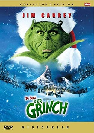 How The Grinch Stole Christmas Jim Carrey.Amazon Com How The Grinch Stole Christmas Jim Carrey