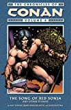 The Chronicles of Conan Vol. 4: The Song of Red Sonja and Other Stories