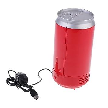 Flameer pequeño USB Nevera Universal Calentador y refrigerador 5 V ...