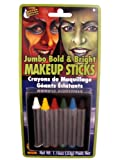 Rubies Jumbo Bold and Bright Makeup Sticks