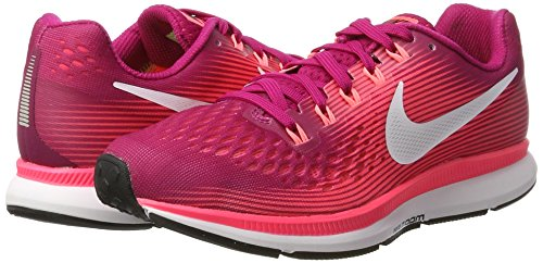 Zoom Competition Lava Wmns Air De Pink Glow White Course Racer fuchsia Nike Rose Chaussures Pegasus 34 xUPFnwX