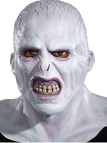 Harry Potter Voldemort Deluxe Adult Latex Mask -