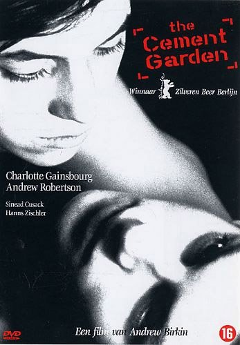 The Cement Garden (NL) [ NON-USA FORMAT, PAL, Reg.2 Import - Netherlands ()