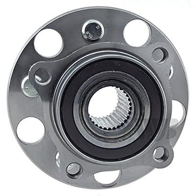 WJB WA512337 - Rear Wheel Hub Bearing Assembly - Cross Reference: Timken HA590136 / Moog 512337 / SKF BR930640: Automotive